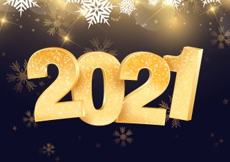 Rebuild the future is our motto - in 2021, let's make it happen!
